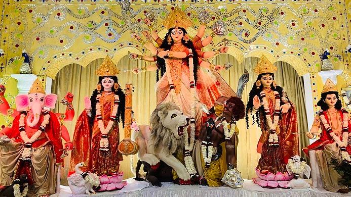 Bombay Durga Bari Samiti turns 91, plans virtual dharshan for devotees