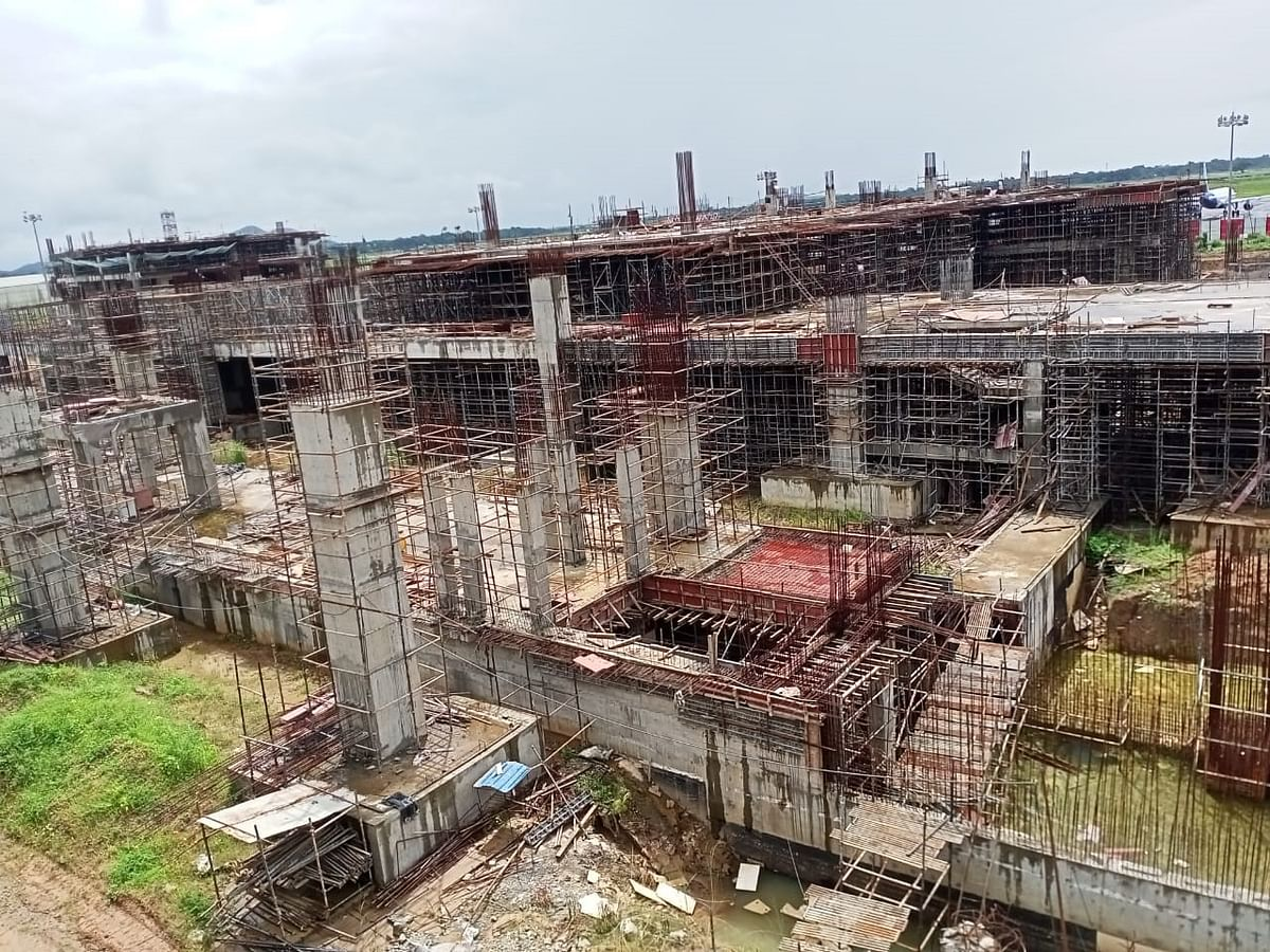 New Terminal Building coming up at Guwahati Airport, to be ready by June 2022