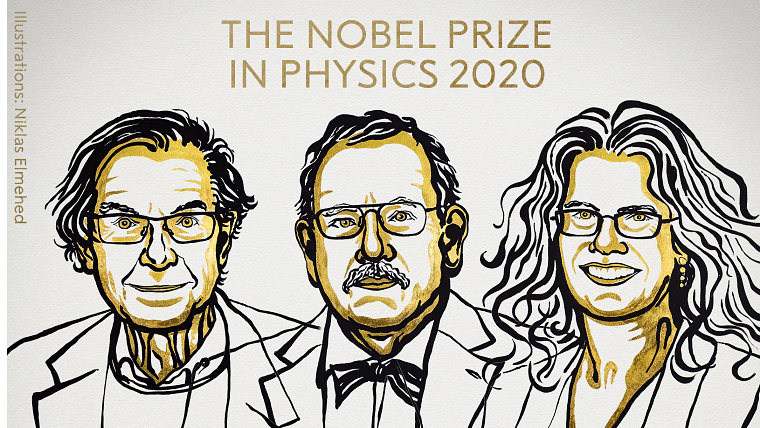 Nobel Prize in Physics 2020 awarded to Roger Penrose, Reinhard Genzel and Andrea Ghez