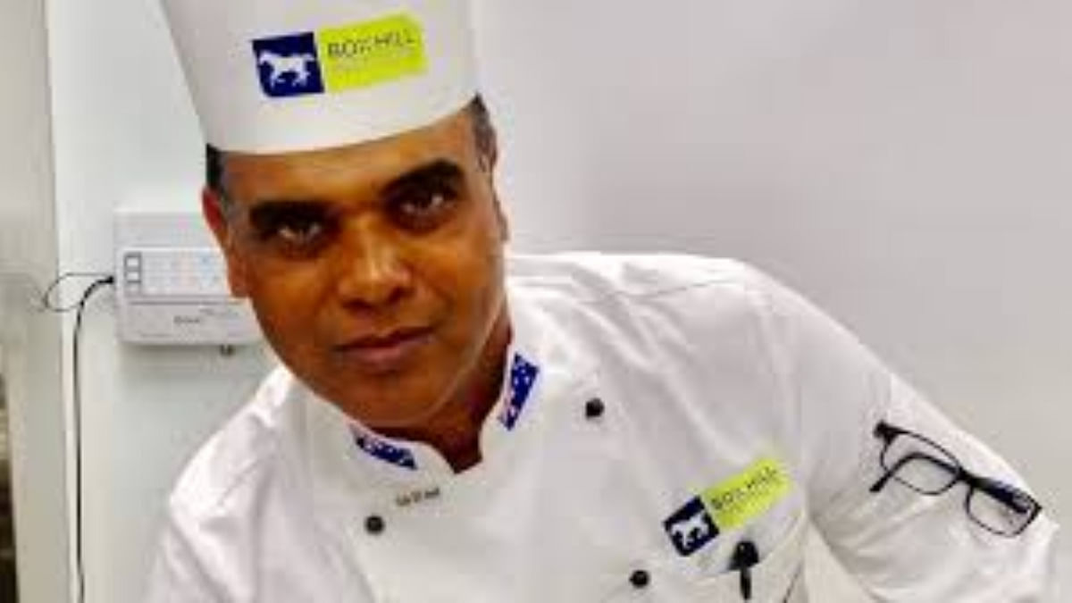 Indian-origin chef feeds the needy in Australia