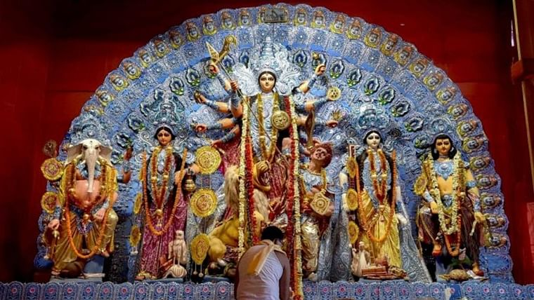 Durga Puja in the times of social distancing