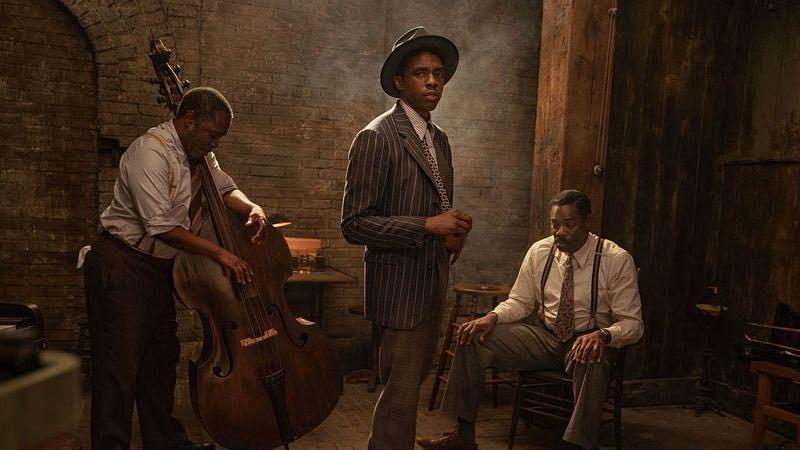 Netflix unveils first look from Chadwick Boseman's last film 'Ma Rainey's Black Bottom'