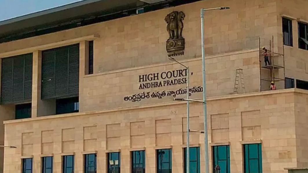 Andhra HC orders CBI probe into defamatory remarks against judiciary by YSRCP leaders