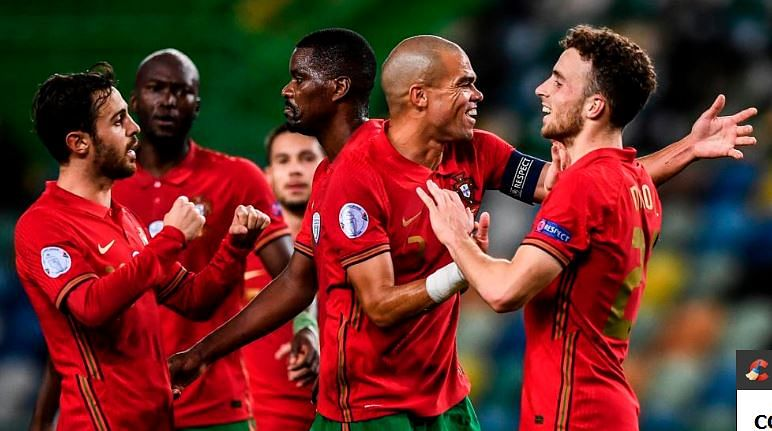 Portugal brush off Ronaldo's absence