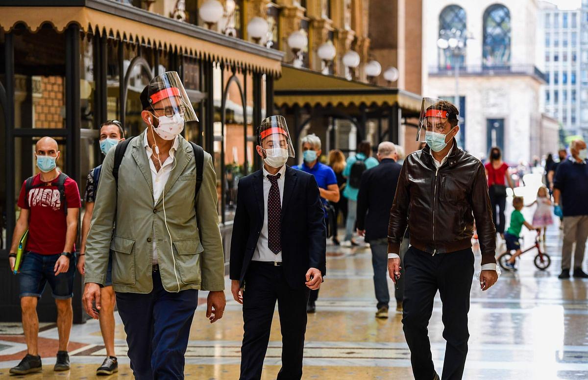 Europe fails to crush coronavirus