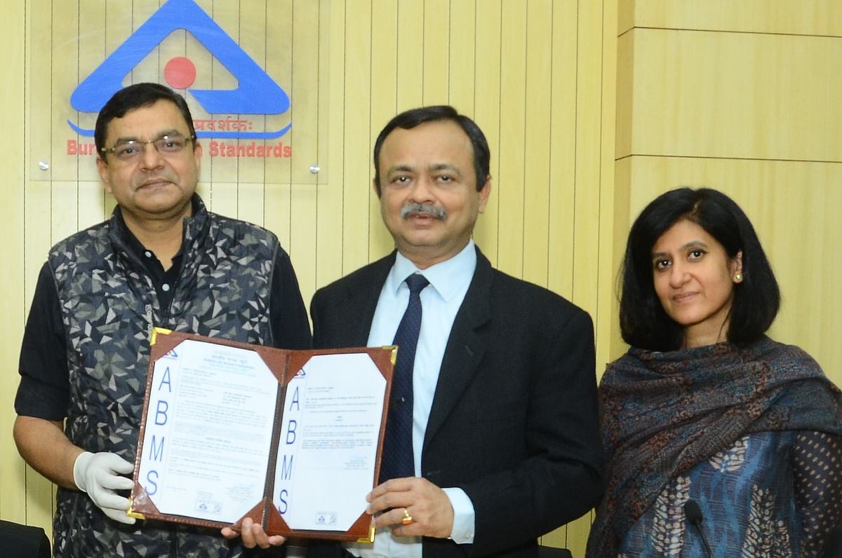 Central Warehousing Corporation the first PSU to be awarded Anti-Corruption ISO 37001