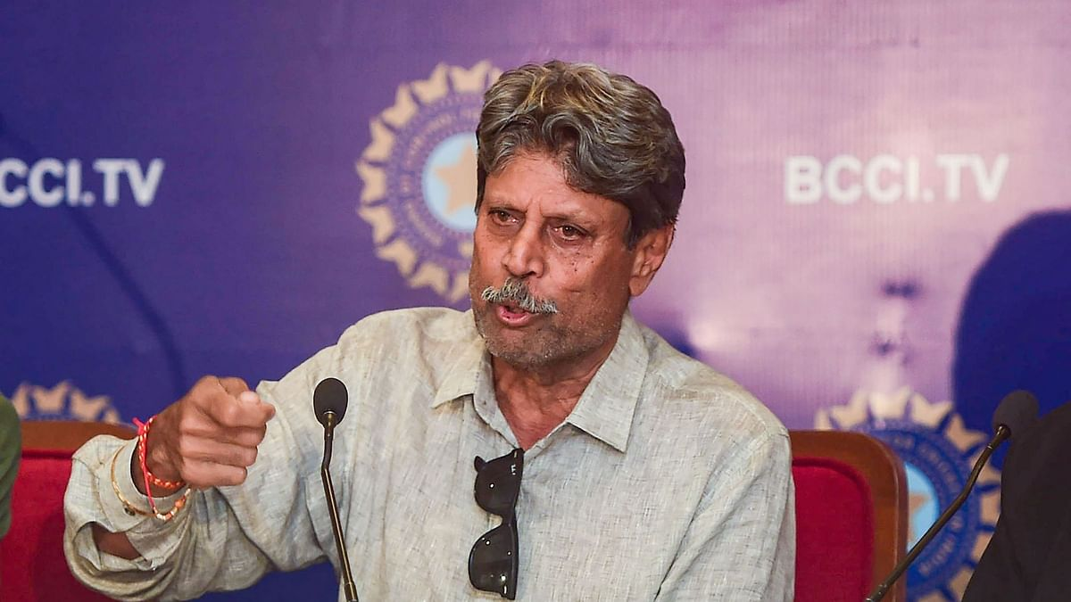 Kapil Dev suffers heart attack; Twitter wishes him speedy recovery