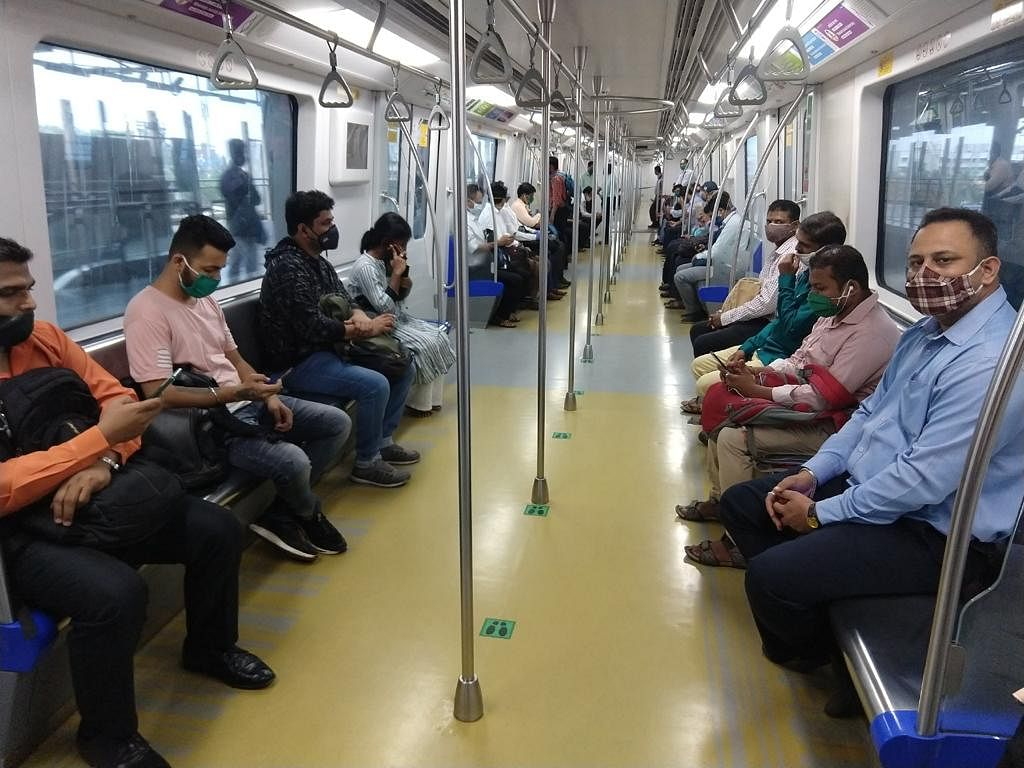 Mumbai Metro on track but no relief for BEST commuters