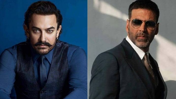 Men Supporting Men? When Akshay Kumar attacked Aamir Khan for 'leaving India' remark