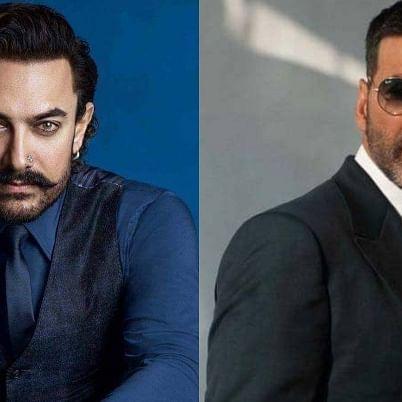 Men Supporting Men? When Akshay Kumar attacked Aamir Khan for 'leaving India' remark