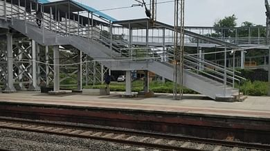 Elevator and foot over bridge opened at Palghar station of Western Railway