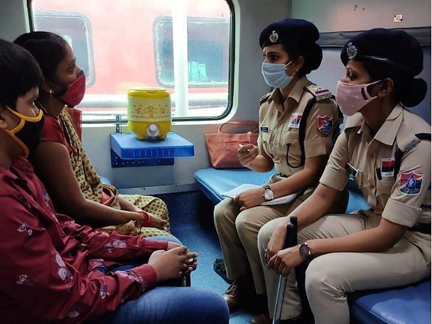'Sahelis' to keep women passengers safe during train journeys