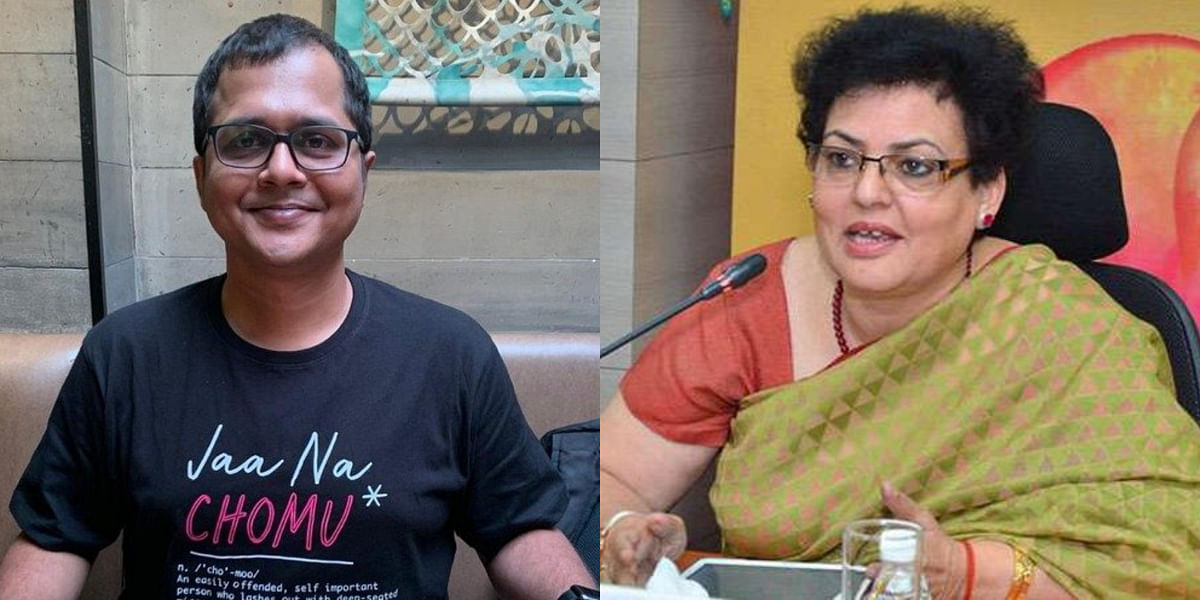Saket Gokhale drags NCW chief Rekha Sharma to Bombay HC over her 'misogynist and partisan' tweets