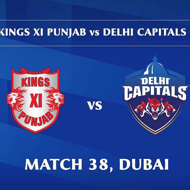Kings XI Punjab vs Delhi Capitals LIVE: Score, commentary for the 38th match of Dream11 IPL