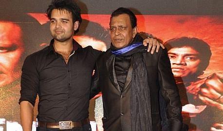 Mumbai: Mithun's son, wife booked in rape case
