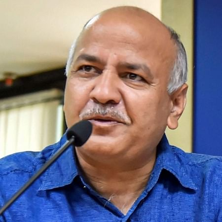 'Amarinder Singh is behaving like BJP CM': Delhi DCM Manish Sisodia