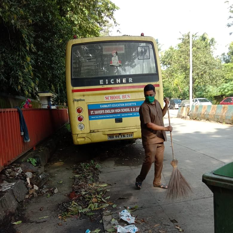 Navi Mumbai: NMMC shifts focus on cleanliness survey with the decline in COVID cases