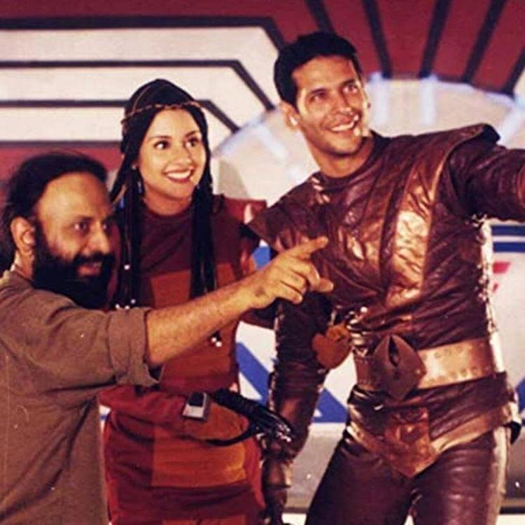 Popular 90s sci-fi show 'Captain Vyom' to make a comeback as 5-part film, web series