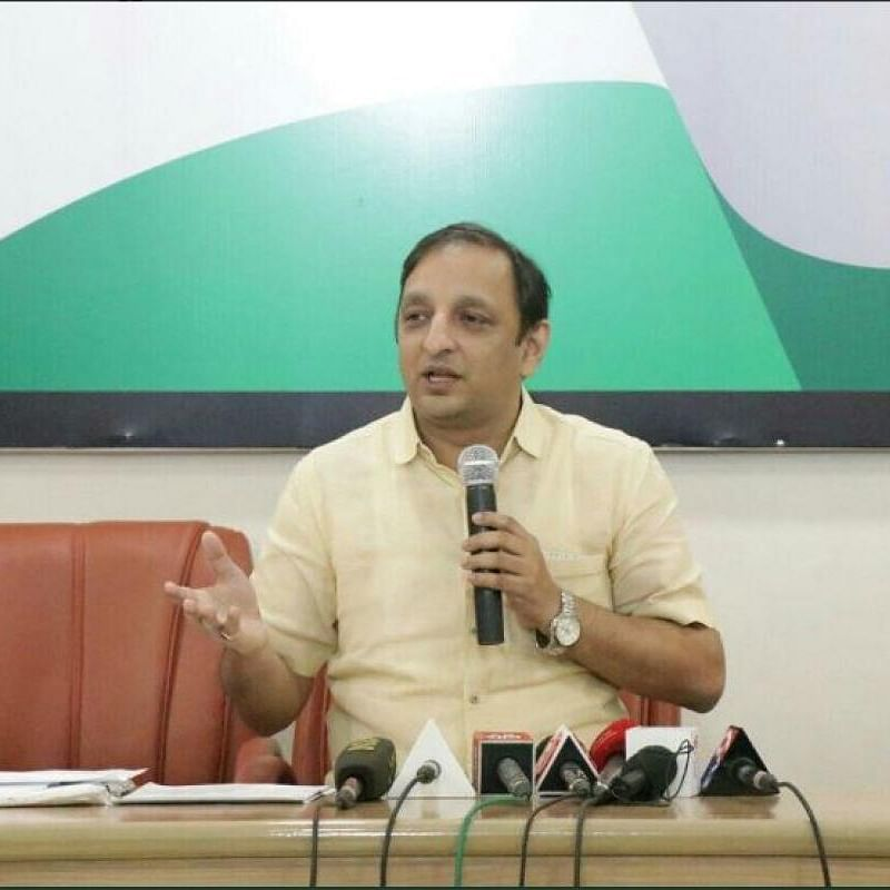 Mumbai: Congress demands probe into missing of DVR from CP office