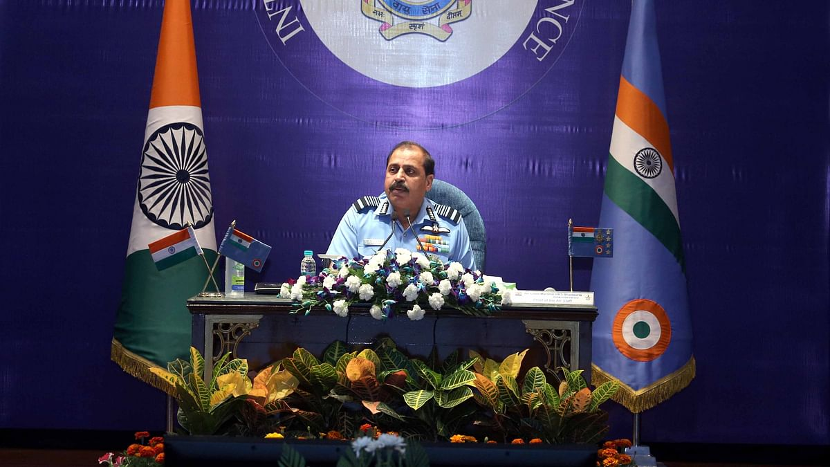Chief of the Air Staff holds press conference