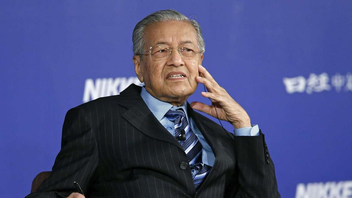 'Right to kill French': Ex-Malaysian PM Mahathir Mohamad's shocking apologia of Islamic terrorism