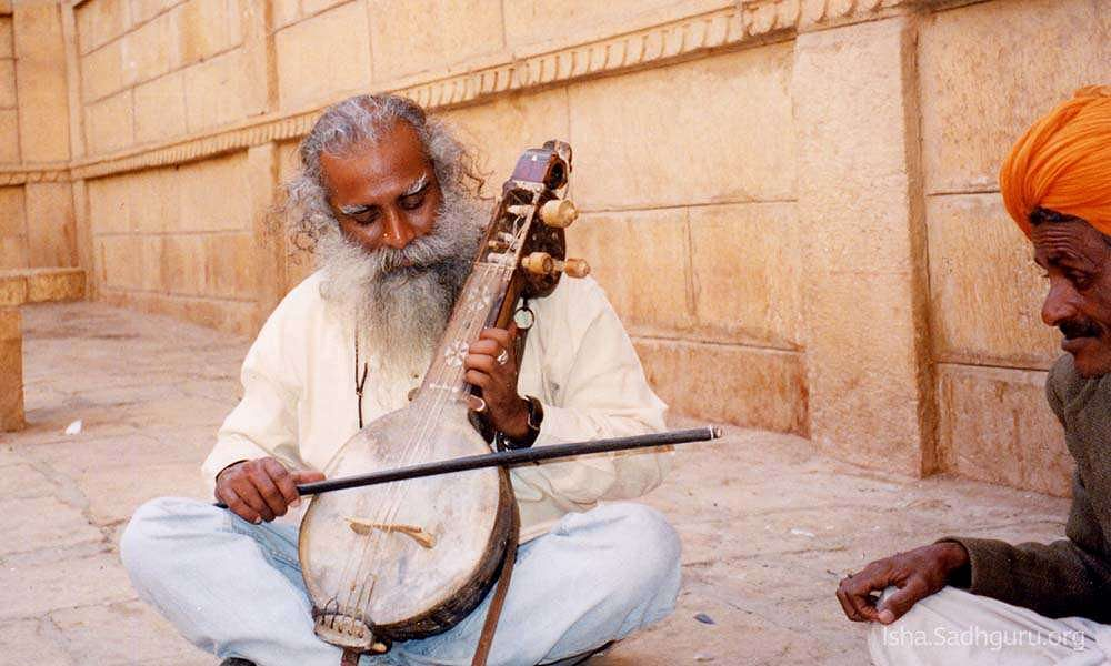 Guiding Light by Sadhguru: Music and spirituality