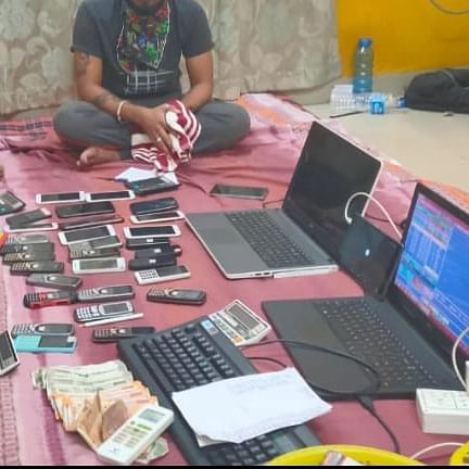 Indore: Three arrested for IPL betting, 31 mobile phones, laptop and Rs 37,000 recovered
