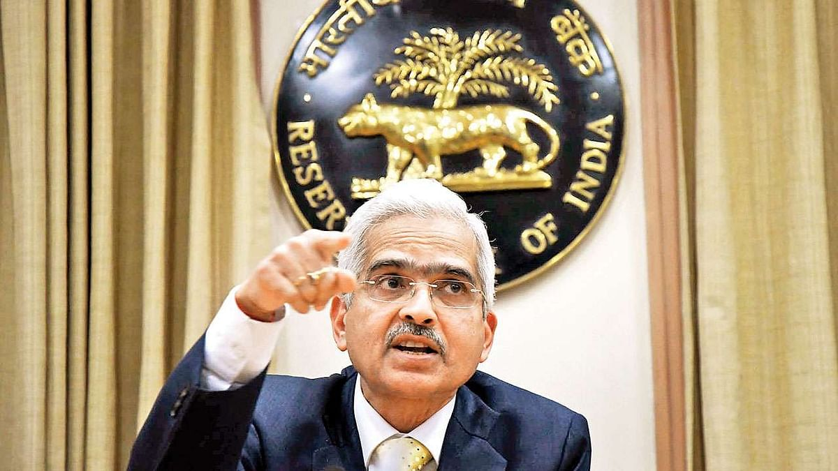 GDP growth is retained at 10.5% for FY22, says RBI Governor Shaktikanta Das