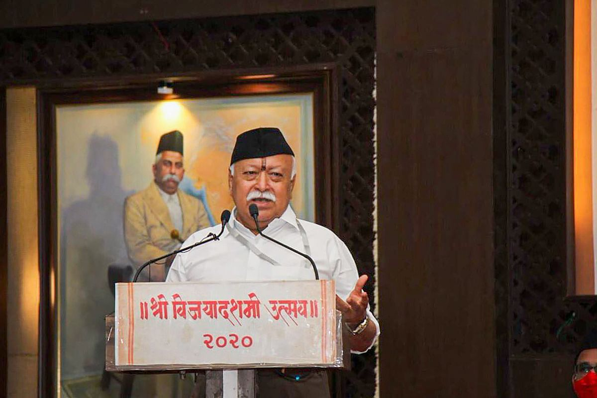 From CAA to India-China border tension: 5 key takeaways from RSS chief Mohan Bhagwat's Dussehra address