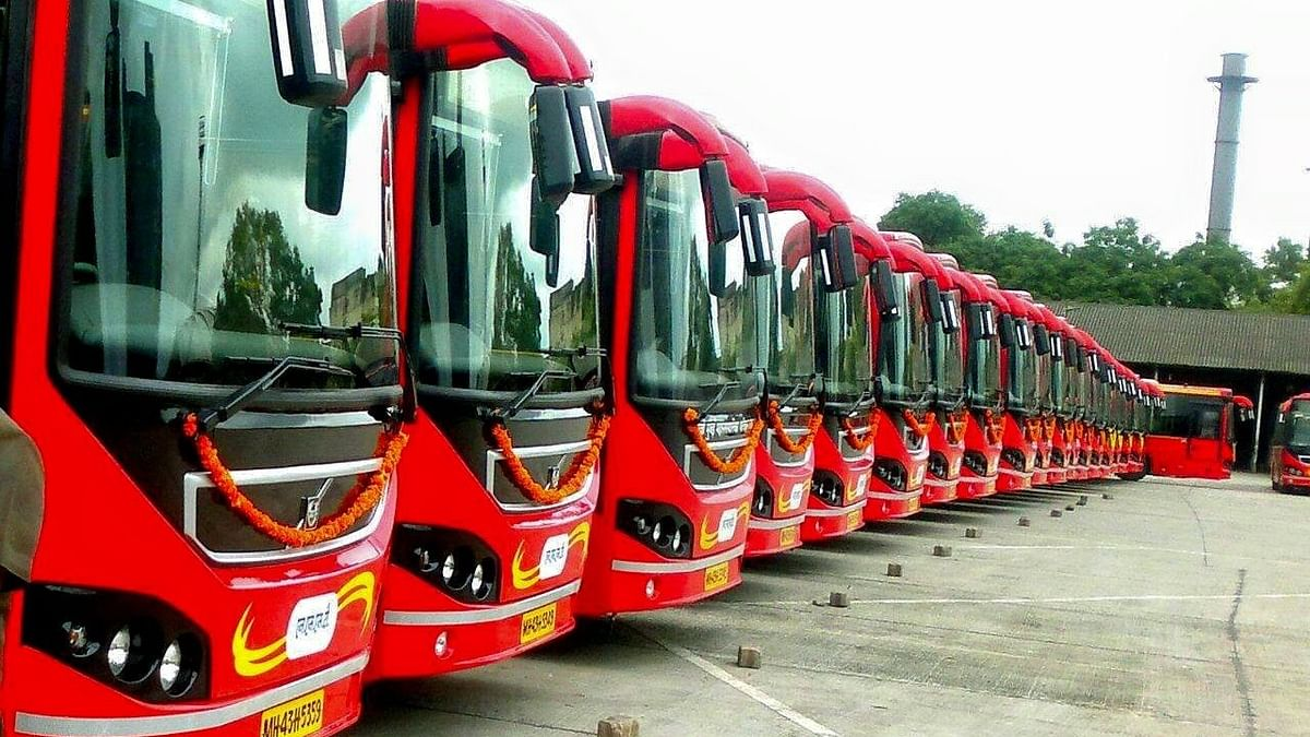 More e-buses on Navi Mumbai roads next year