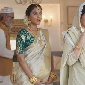 After being accused of 'promoting love jihad', Tanishq makes ad private