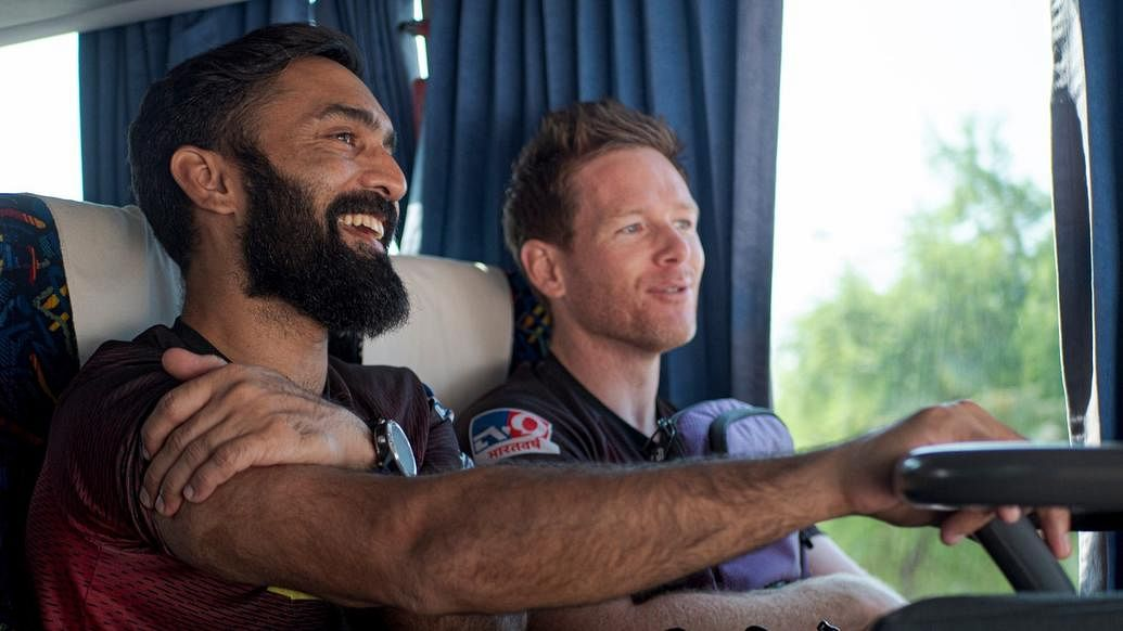 'Aap Dream11 pe team bana lo...: Twitter launches meme fest as Dinesk Karthik hands over KKR captaincy to Eoin Morgan