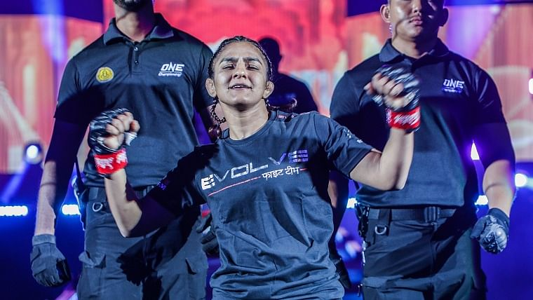 The Phogat punch: Ritu Phogat gears up for One Championship