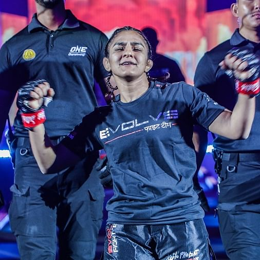 The Phogat punch: Ritu gears up for One Championship