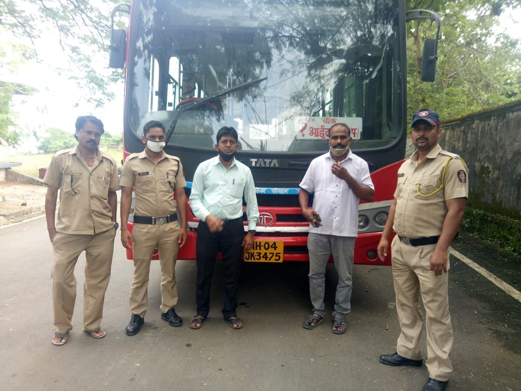 Mira Bhayandar: Finally, MBMT buses hit the road after six months