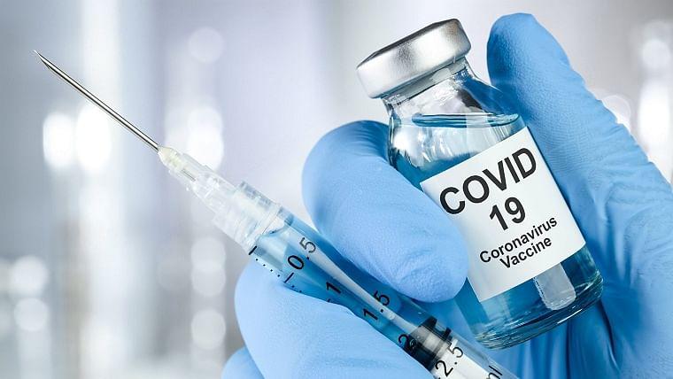Corona vaccine tracker on Oct 25, 2020