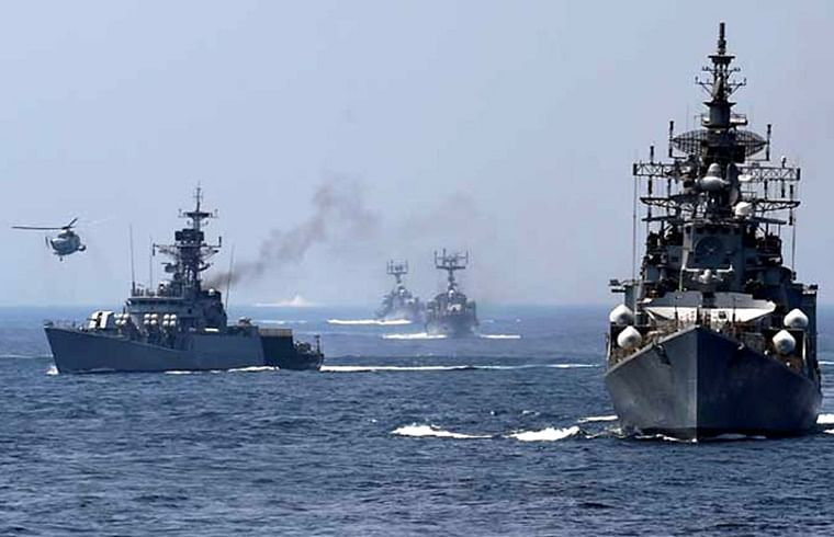 Quad squad snub to China: Australia to join India, US and Japan in Naval exercises