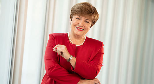 World facing new Bretton Woods moment: IMF Managing Director Kristalina Georgieva