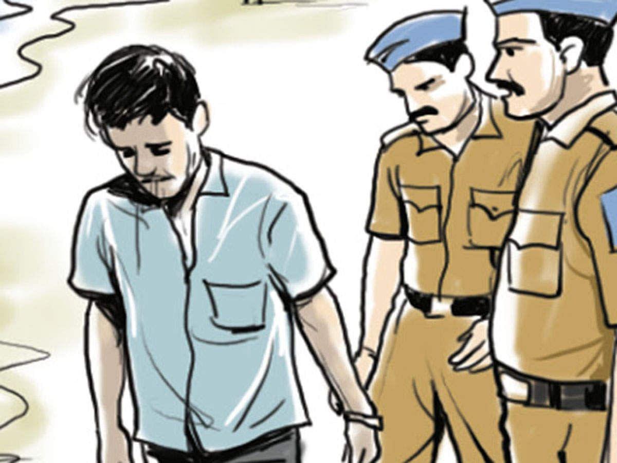 Murder convict jumps parole, injures 2 policemen