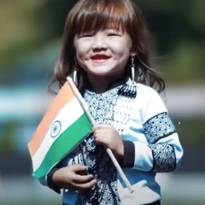 Watch: 4-year-old Mizoram girl's soulful rendition of AR Rahman's 'Maa Tujhe Salaam' breaks the internet