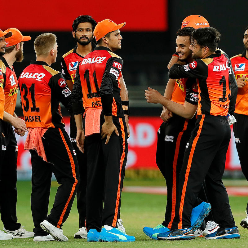 IPL 2020: Youngsters shine in SRH's 7-run victory over Dhoni's CSK