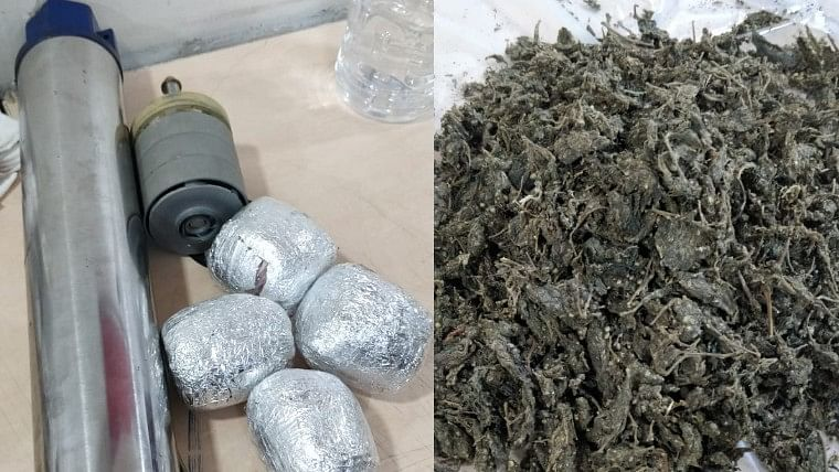 NCB seizes 580 grams of marijuana in shipment destined to Qatar
