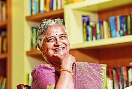 Web series on Sudha Murthy: Plaint filed against makers