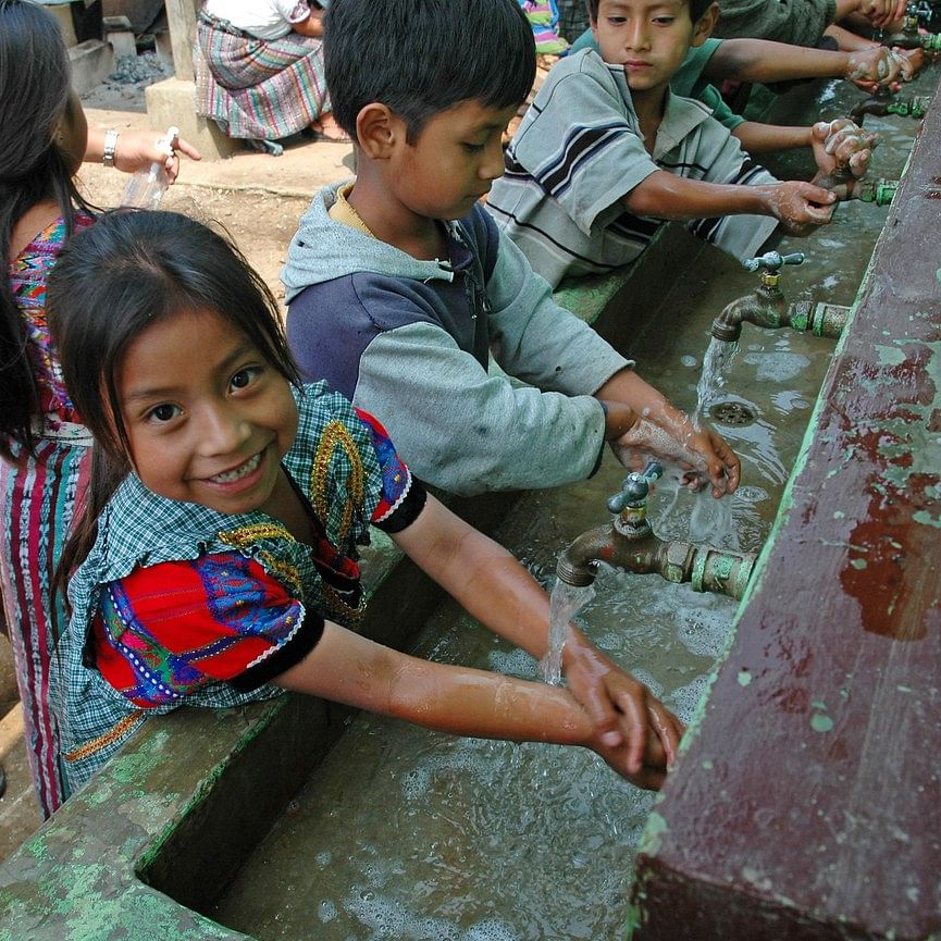 Global Handwashing Day 2020: Half the schools do not have handwashing facility in MP