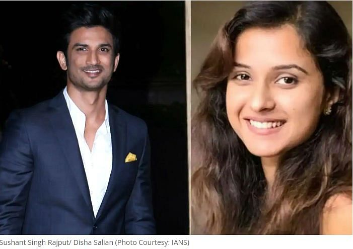 Sushant Singh Rajput's friend seeks CBI probe for Disha Salian's death