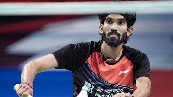 Kidambi Srikanth left with bloodied nose after multiple Covid-19 tests