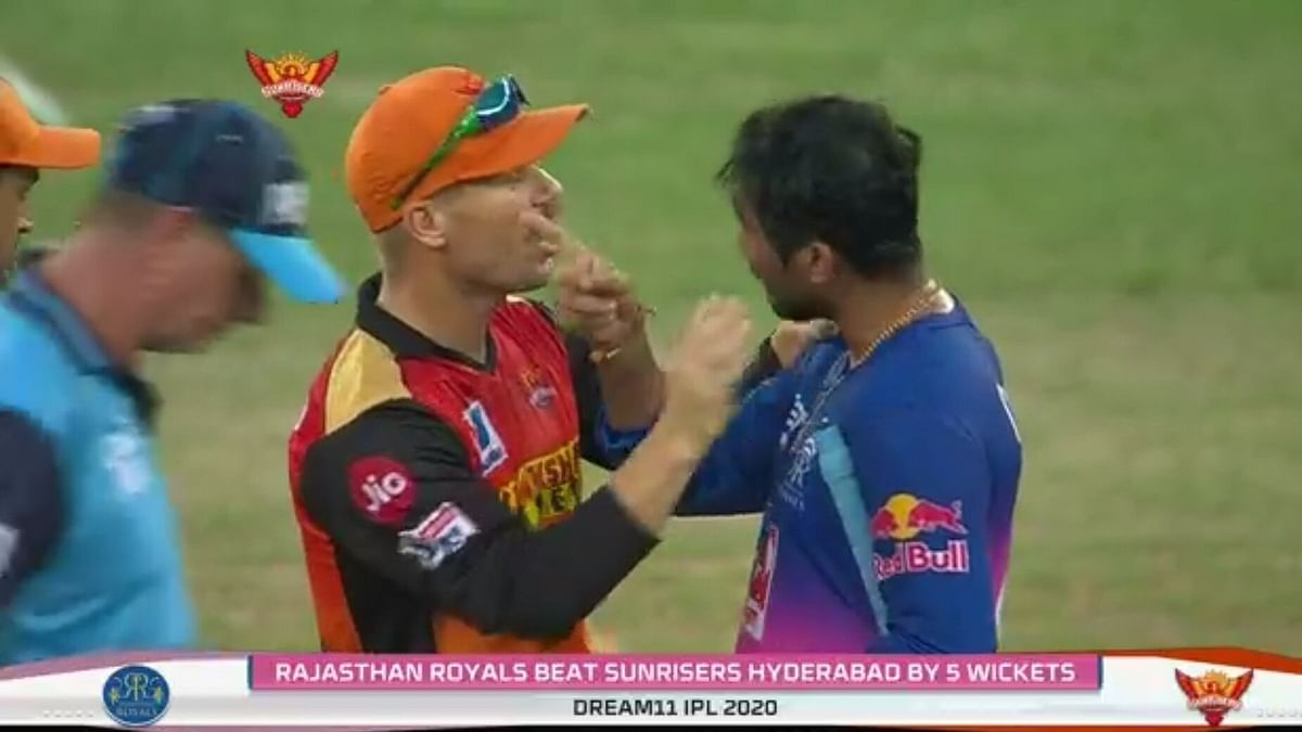 SRH vs RR IPL 20: What was David Warner's role in fight between Rahul Tewatia and Khaleel Ahmed?