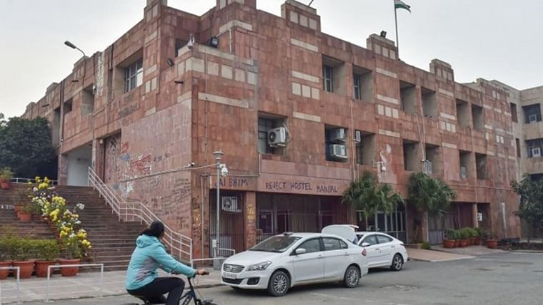 JNU sees a decline in academic expenses, legal and security costs go up: Report