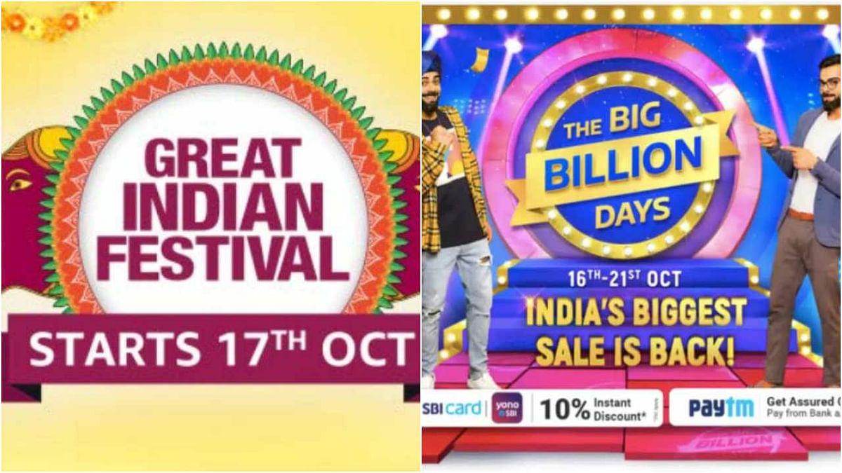 Amazon's Great Indian Festival and Flipkart's Big Billion Days