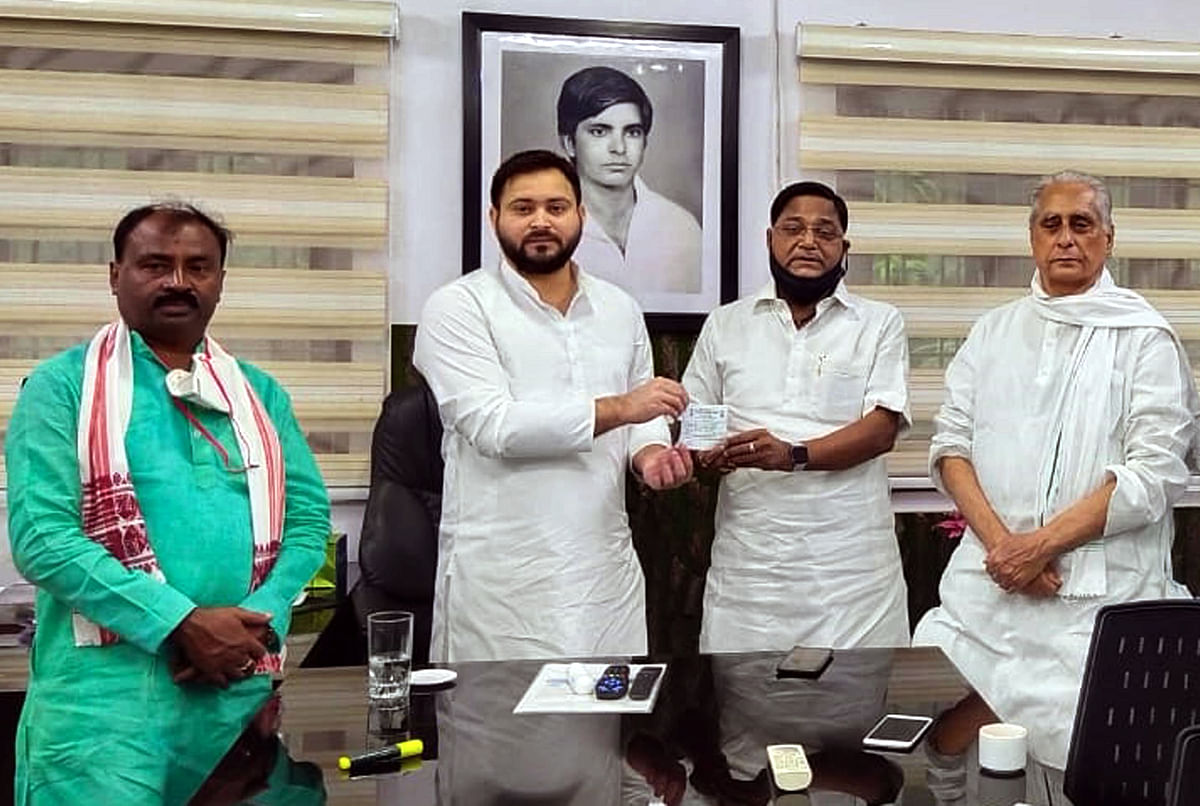 RJD finds an escape route in kin of tainted leaders